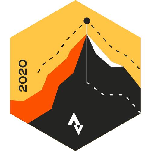 February Run Climbing Challenge logo