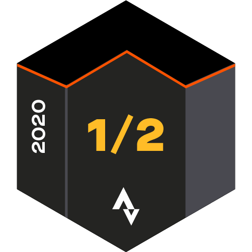February Half Marathon logo