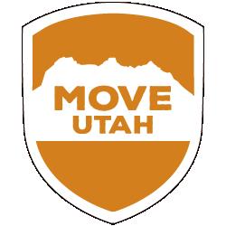 Move Utah Bike Month logo