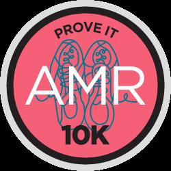 AMR Prove It 10k