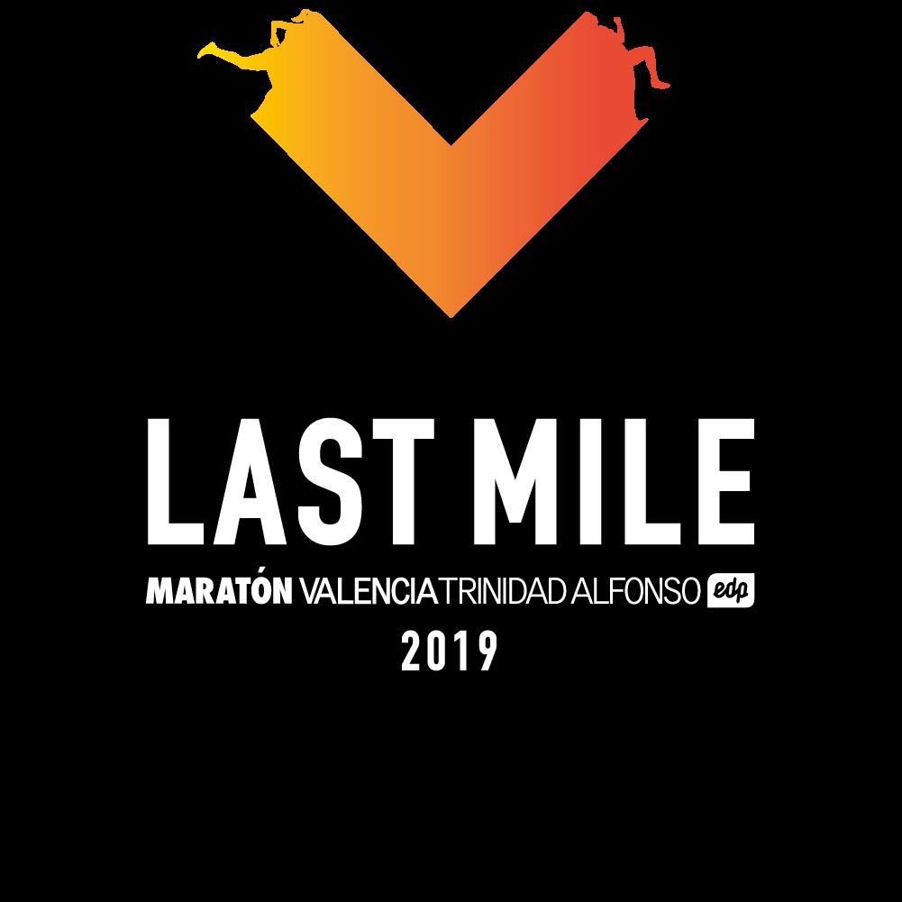 Last Mile Valencia Marathon 2019 logo