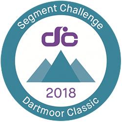 Dartmoor Classic: 2018 KOM & QOM
