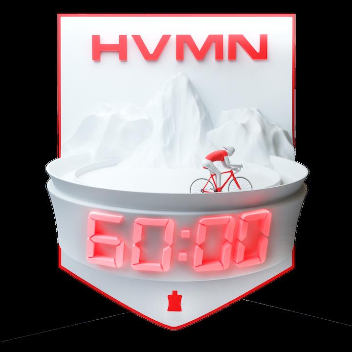 HVMN Hour Challenge