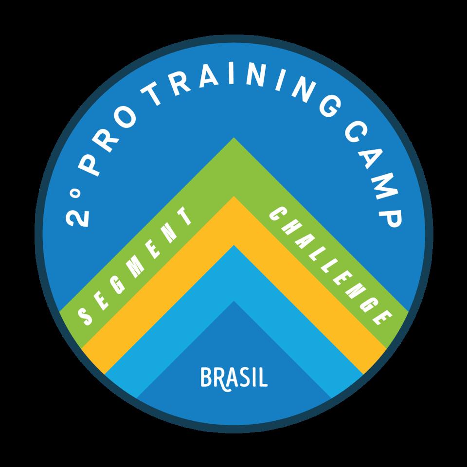 Desafio PRO Training Camp - Pedal em busca do KOM/QOM