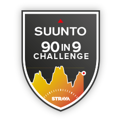 The Suunto 90 in 9 Days Challenge