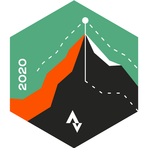 April Run Climbing Challenge logo