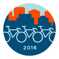 Global Bike to Work Day logo