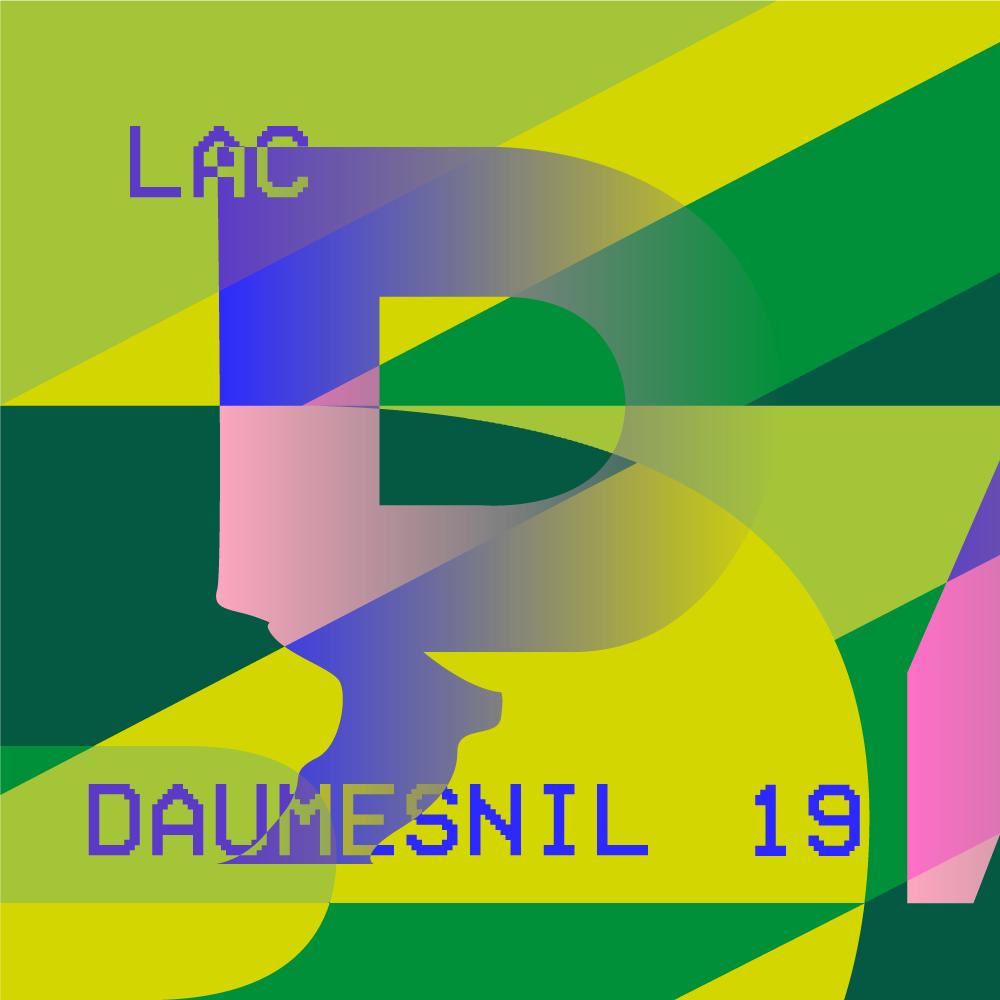 #ParisMarathon - Lac Daumesnil logo