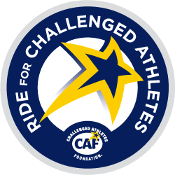 Ride For Challenged Athletes logo