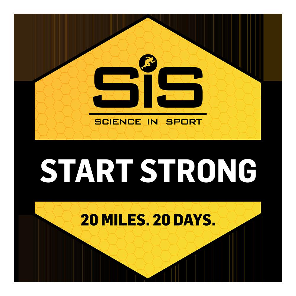 SiS 'Start Strong' Challenge logo