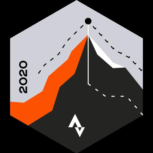 May Run Climbing Challenge logo
