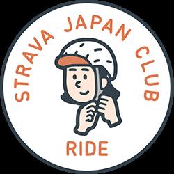 Strava Japan Club New Year Challenge (Ride) logo