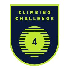 Strava Climbing Challenge logo