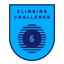 Climb for Nepal - Cycling logo