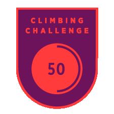 Strava Climbing Challenge
