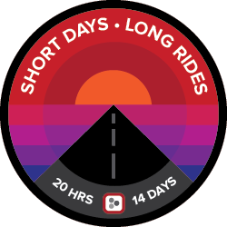 Competitive Cyclist Short Days Long Rides logo