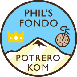 Phil's Cookie Fondo: Potrero Hill Climb