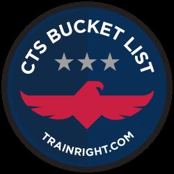CTS Bucket List Challenge logo