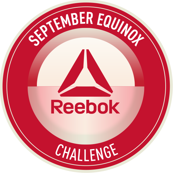 Sfida Reebok September Equinox