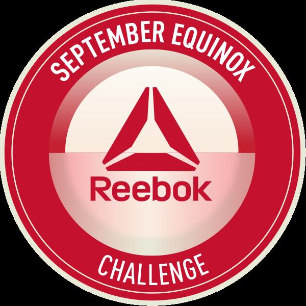 The Reebok September Equinox Challenge logo