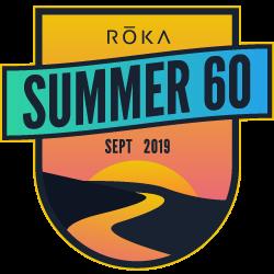 The ROKA Summer 60 logo