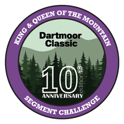 Dartmoor Classic 2016 King and Queen of the Mountain