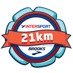 Brooks and INTERSPORT Half Marathon