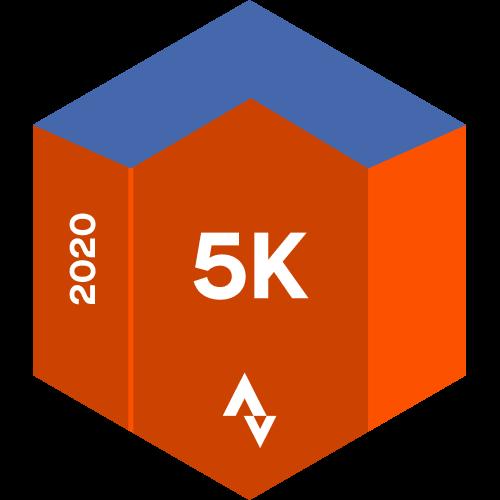 August 5K logo