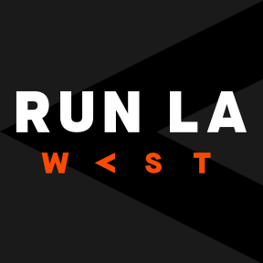 Run Los Angeles: West logo