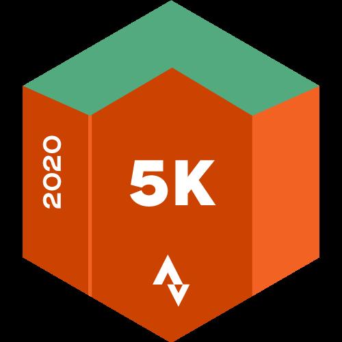April 5K logo