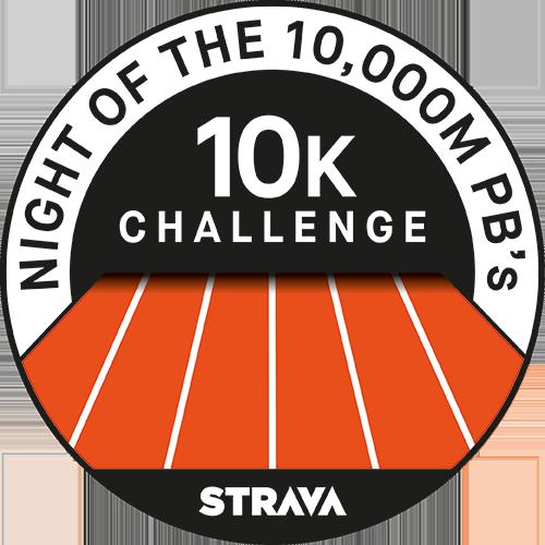 Night of the 10,000m PB's