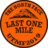 UTMF 2019 - Last One Mile logo