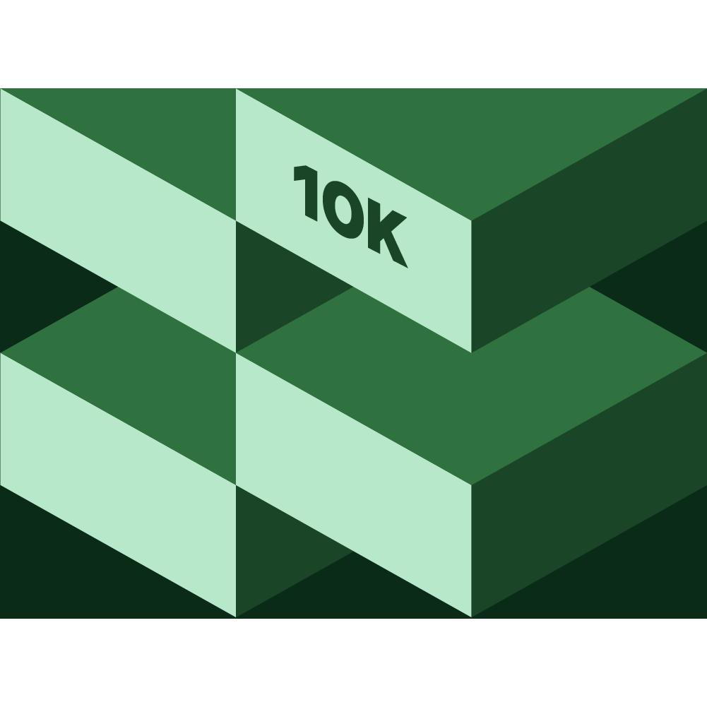 October 10K logo