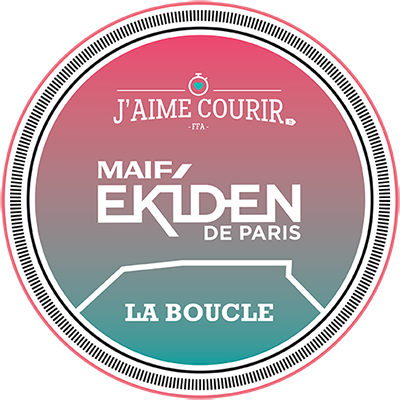 J'aime courir - La Boucle MAIF Ekiden de Paris