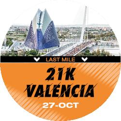 Last Mile Valencia Half Marathon 2019