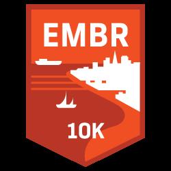 Embarcadero 10k logo