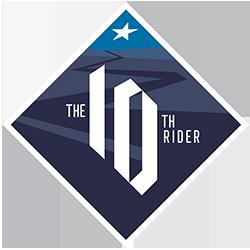 10th Rider Challenge logo