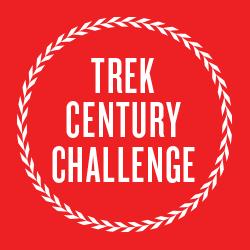 Trek Century Challenge logo