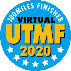 Virtual UTMF logo