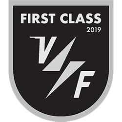 Volt and Fast First Class logo