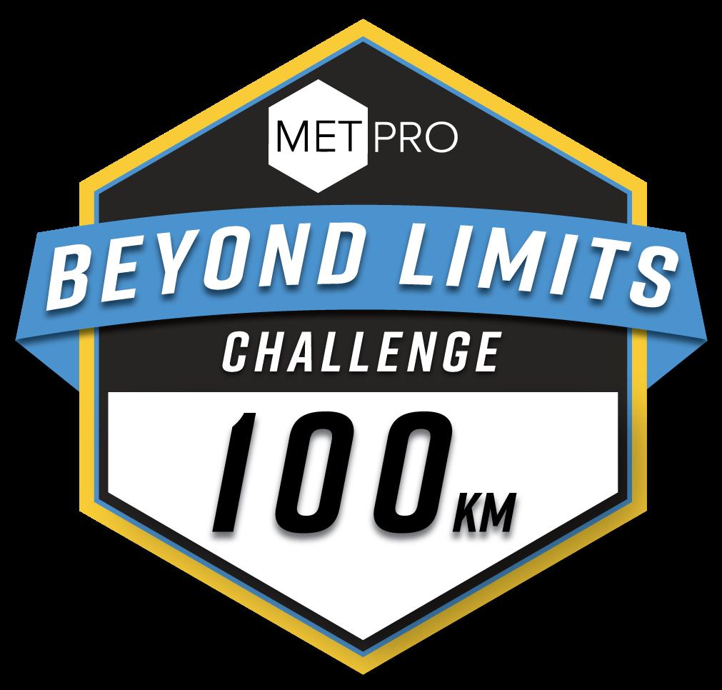 Beyond Limits 100km with MetPro