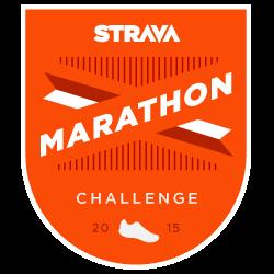 Marathon-Herausforderung Herbst