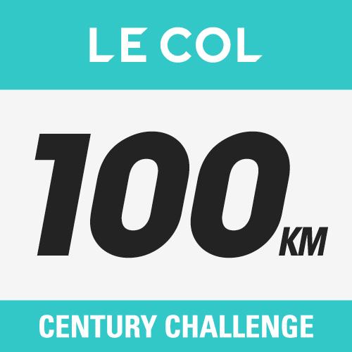 Le Col Century Challenge logo
