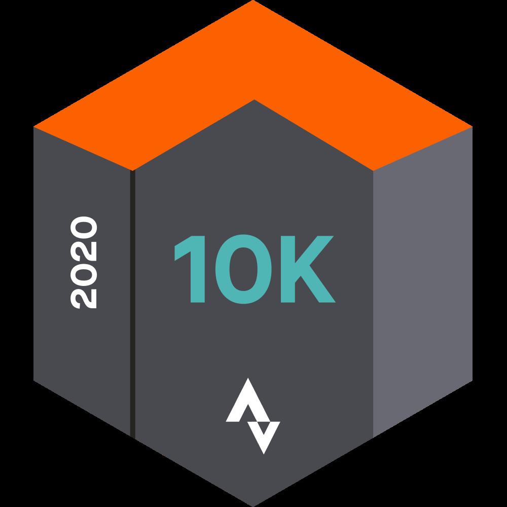 September 10K logo