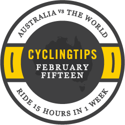Cycling Tips February Fifteen logo