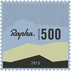 Rapha Festive 500 logo
