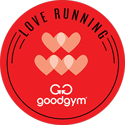 GoodGym - Love Running logo
