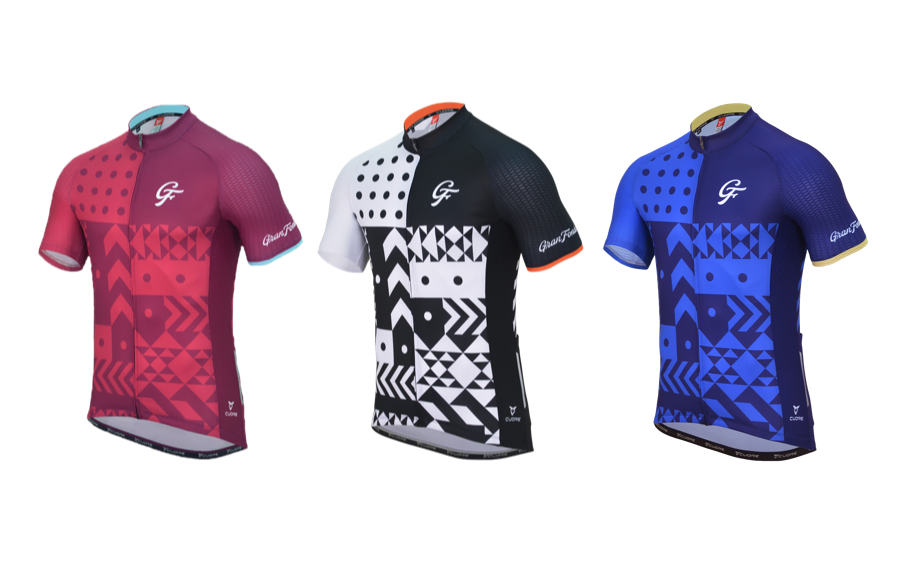 c92b4c9de This jersey will only be available to those who complete the Gran Fondo  Challenges. The 2015 Strava ...