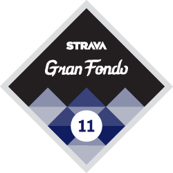 Gran Fondo 11 logo