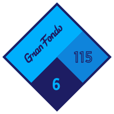 Gran Fondo 115 logo